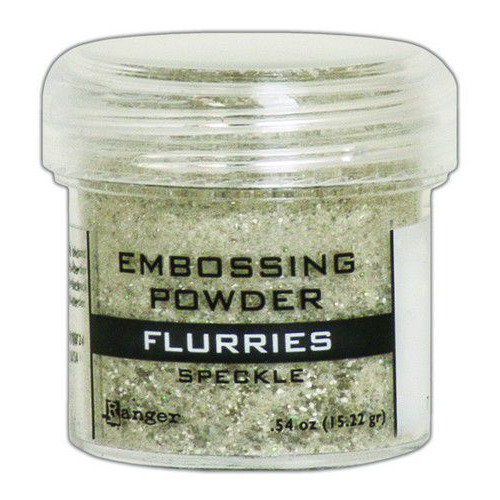 Ranger Embossing Speckle Powder 34ml - Flurries EPJ68631 (09-19)