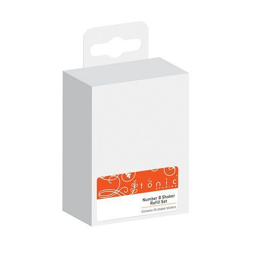 Tonic Studios - Essentials Number 8 shaker blister refil 2838E  (09-19)