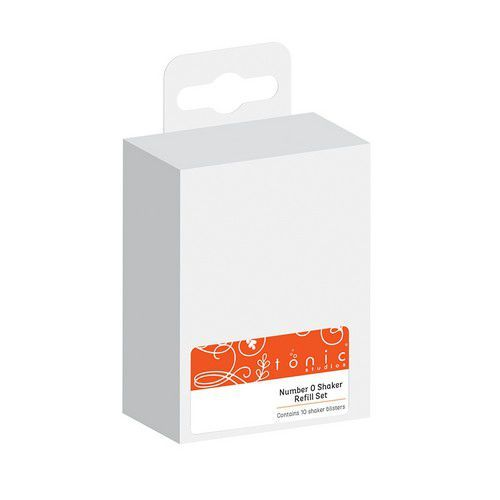 Tonic Studios - Essentials Number 0 shaker blister refil 2839E  (09-19)