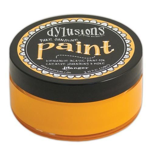 Ranger Dylusions Paint 59 ml - pure sunshine DYP52746