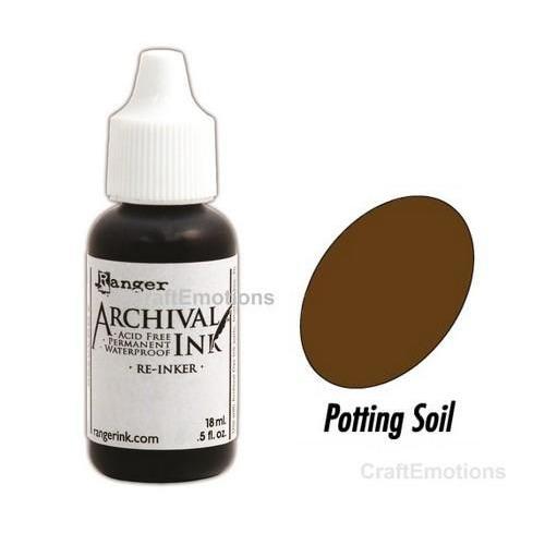 Ranger Archival Reinkers - potting soil ARD39037 Wendy Vecchi