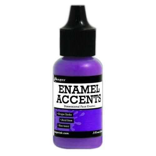 Ranger Enamel Accents - grape soda GAC48916