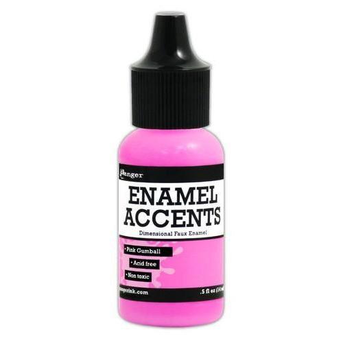 Ranger Enamel Accents - pink gumball GAC48954