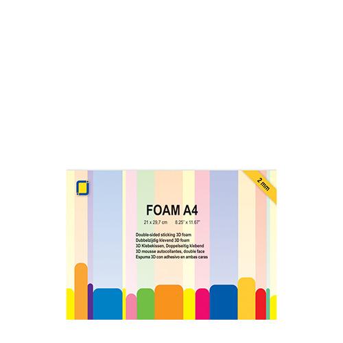 3D Foam A4