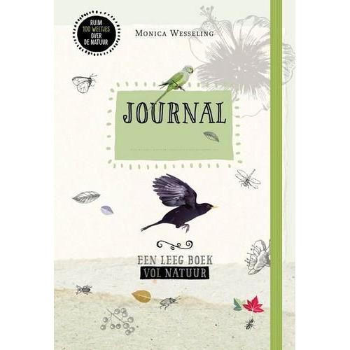Luitingh Sijthof boek - Natuurjournal  Monica Wesselin