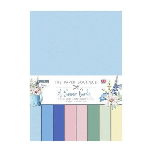 Summer Garden Colour Card Collection