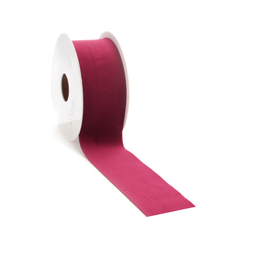 Velvet Deluxe Ribbon, Bordeaux