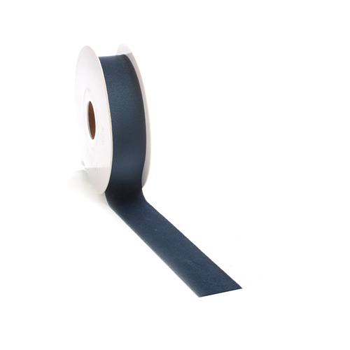 Velvet Deluxe Ribbon, Dark Blue