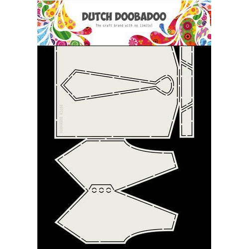 Dutch Doobadoo Card Art Suit - in pak A4 470.713.737 (10-19)