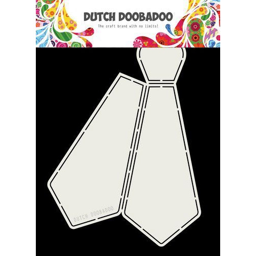 Dutch Doobadoo Card Art stropdas A5 470.713.738 (10-19)