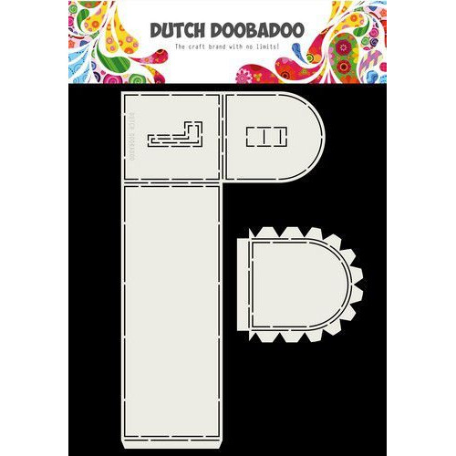 Dutch Doobadoo Card Art Postbus A4 470.713.741 (10-19)