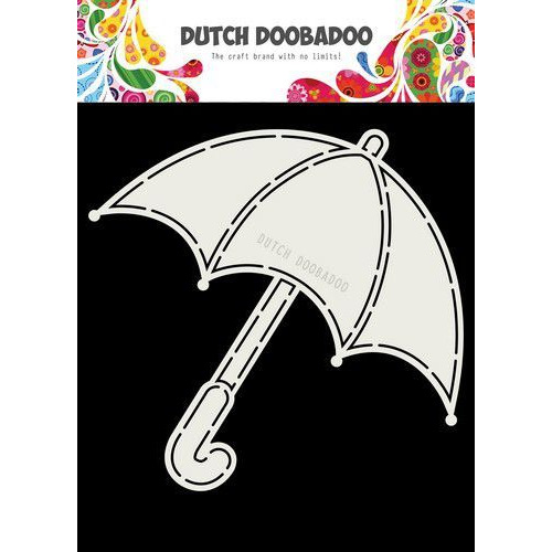 Dutch Doobadoo Card Art Paraplu A5 470.713.742 (10-19)