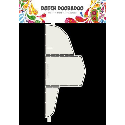 Dutch Doobadoo Card Art Bendy A4 470.713.743 (10-19)