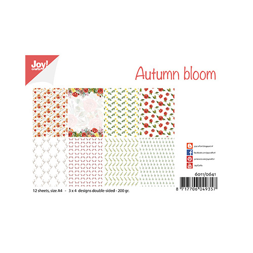 Autumn bloom