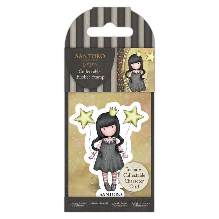 Collectable Rubber Stamp - Santoro - No.71  My Own Universe