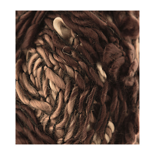Fleurs Wool, Beige/medium/dark brown