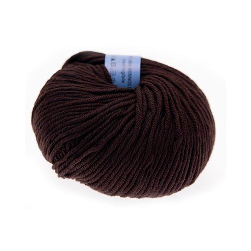 Merino Wool plus, dark brown
