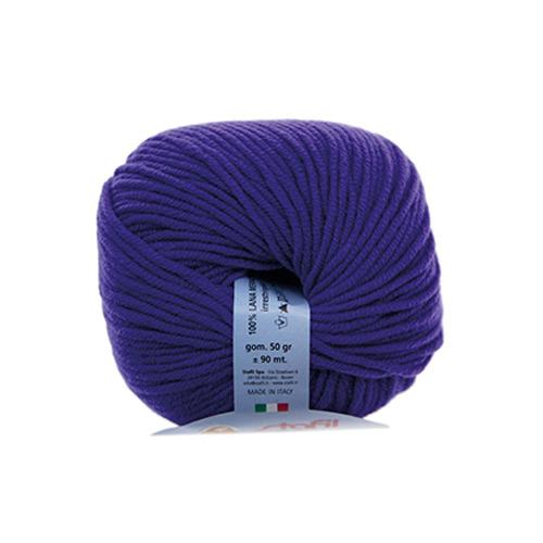 Merino Wool plus, purple