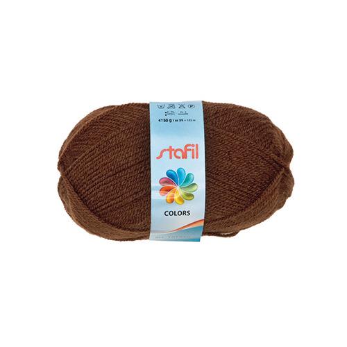 Colors Wool, Brown