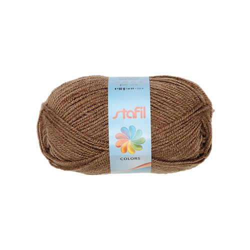 Colors Wool, Dark Camel