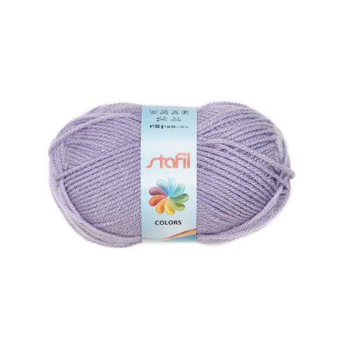 Colors Wool, Lilac