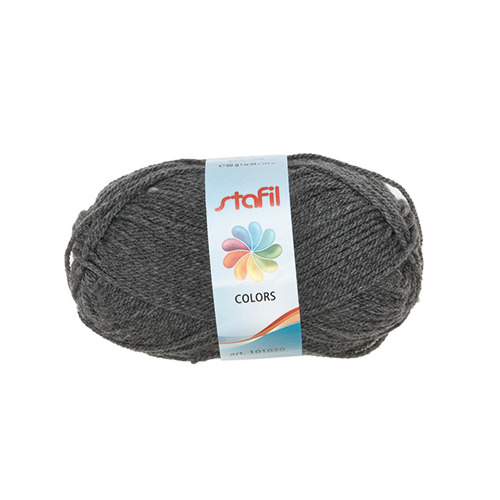 Colors Wool, Grey