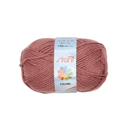 Colors Wool, Antique Pink