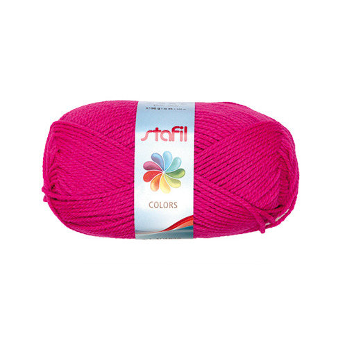 Colors Wool, Pink Fluo