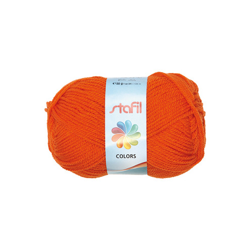 Colors Wool, Orange