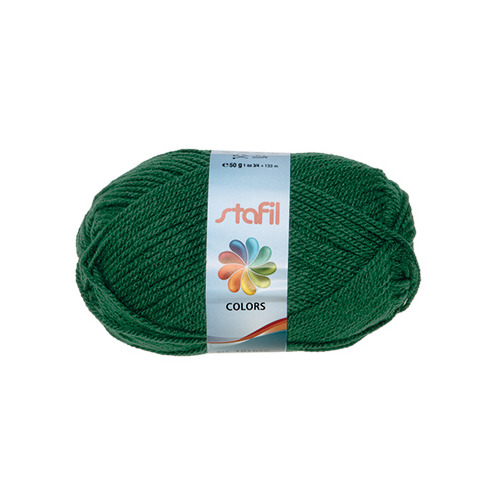 Colors Wool, Green Fir