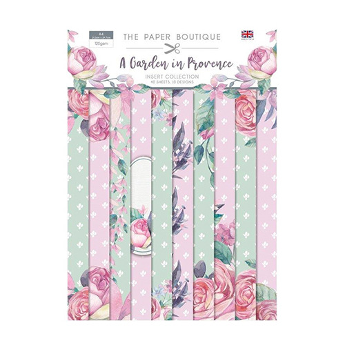 A Garden in Provence Insert Collection