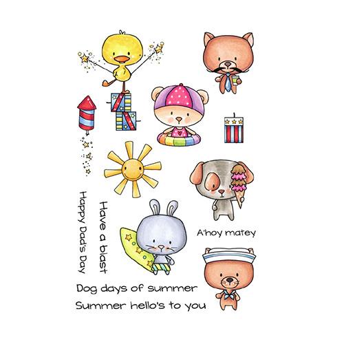 June & July