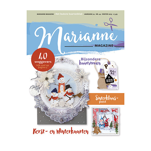 Marianne Magazine Winter edition