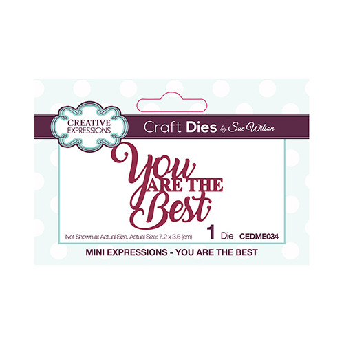 You are the Best Craft