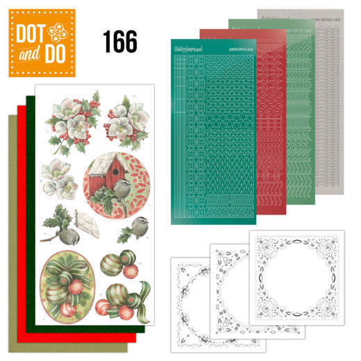 Dot & Do 166 Christmas Decorations