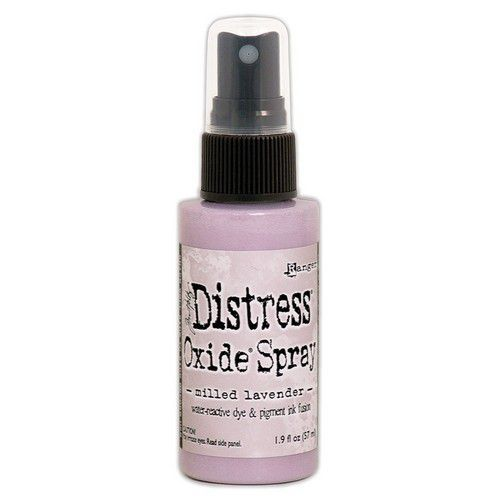 Ranger Distress Oxide Spray - Milled Lavender TSO67757Tim Holtz (10-19)