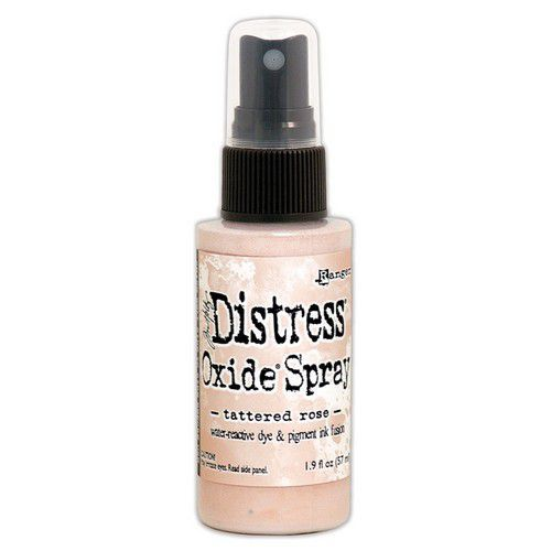 Ranger Distress Oxide Spray - Tattered Rose TSO67924Tim Holtz (10-19)