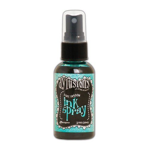 Ranger Dylusions Ink Spray 59 ml - Blue Lagoon DYC70290 Dyan Reaveley (10-19)