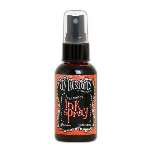 Ranger Dylusions Ink Spray 59 ml - Fiery Sunset DYC70313 Dyan Reaveley (10-19)
