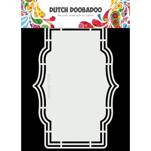 Dutch Doobadoo Dutch Shape Art LilyA5 470.713.184 (11-19)