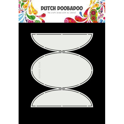 Dutch Doobadoo Dutch Swing Card art  A5 Oval flaps 470.713.337 (11-19)