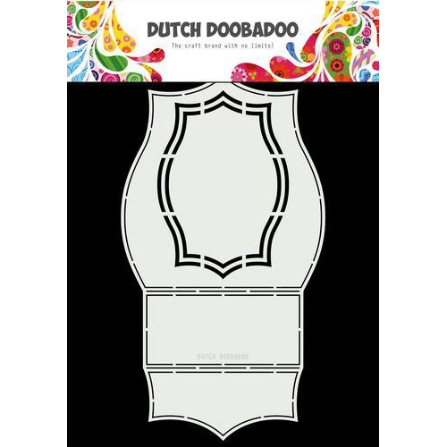 Dutch Doobadoo Dutch Swing Card art A4 Sapphire 470.713.338 (11-19)