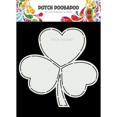Dutch Doobadoo Card Art A5 Klaver 470.713.746 (11-19)