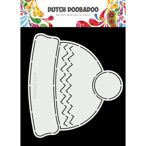 Dutch Doobadoo Card Art A5 Muts 470.713.748 (11-19)