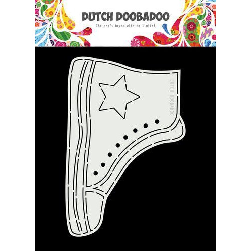 Dutch Doobadoo Card Art A5 Canvas schoen 470.713.750 (11-19)
