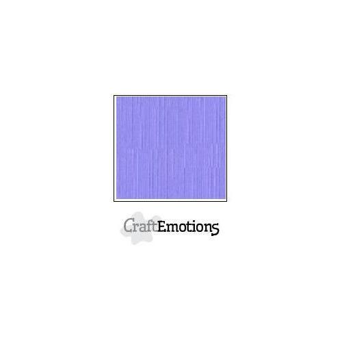 CraftEmotions linnenkarton 100 vel heide pastel Bulk LC-49 30,5x30,5cm 250gr