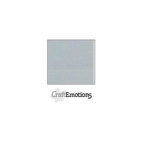 CraftEmotions linnenkarton 100 vel grijs Bulk LHC-71 A4 250gr