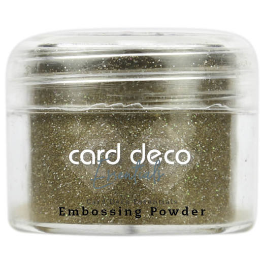 Card Deco Essentials - Embossing Powder Glitter Gold 30 Gr