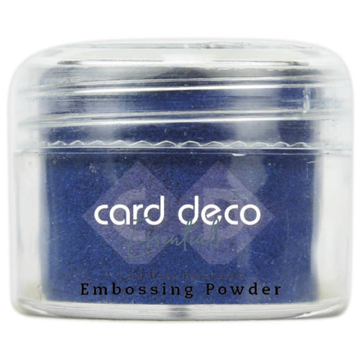 Card Deco Essentials - Embossing Powder Solid Blue 30 Gr