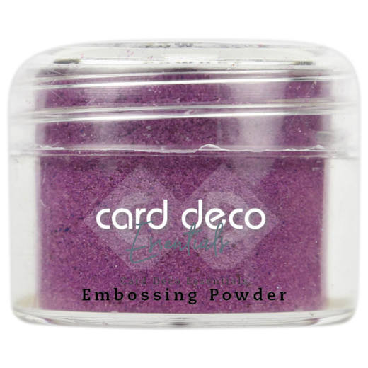 Card Deco Essentials - Embossing Powder Fuchsia 30 Gr